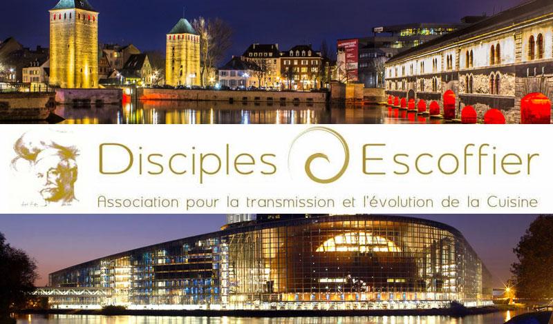 La caille au menu des Rencontres Disciples Escoffier à Strasbourg