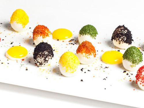 Vignette gamme oeufs de caille cuits.